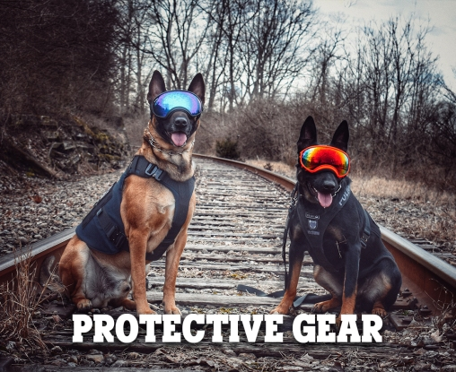 BLK9P Protective Gear